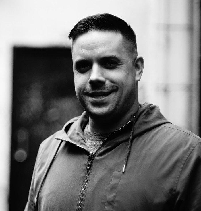 Brian of Pumpkin Web Design Manchester