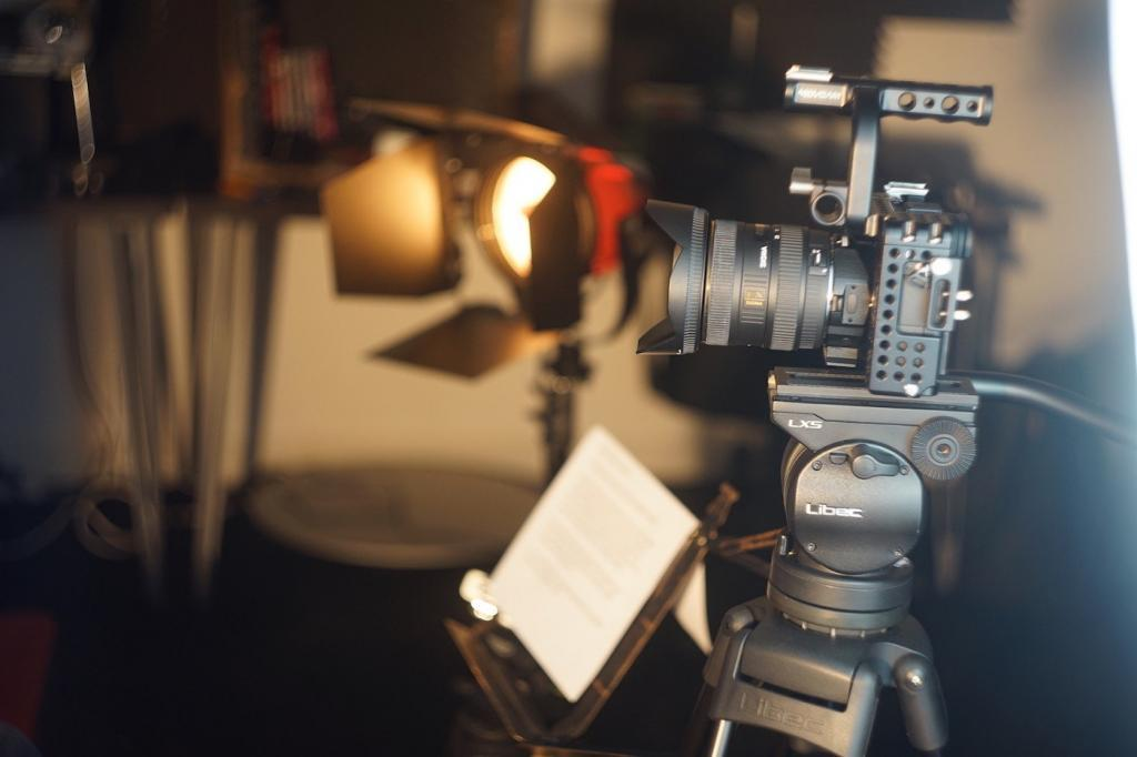 web design for oh video ltd