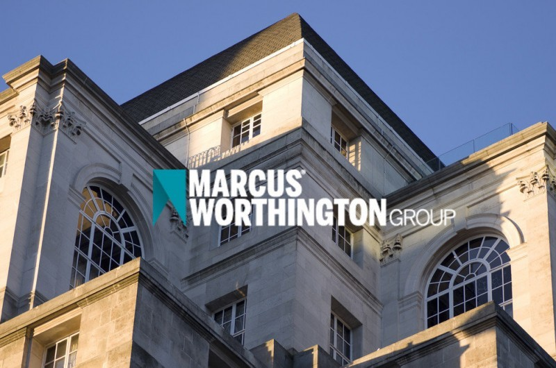 website revamp for marcus worthington group