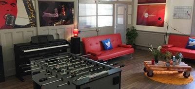 our design studio