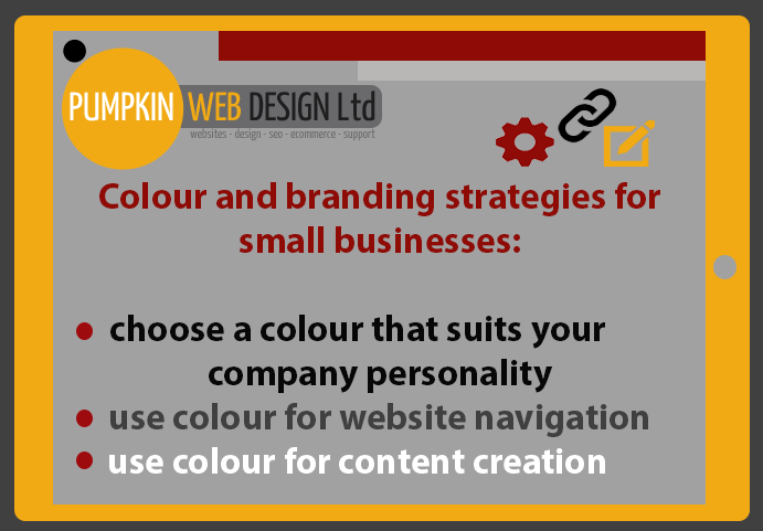 Colour and branding strategies for small businesses
