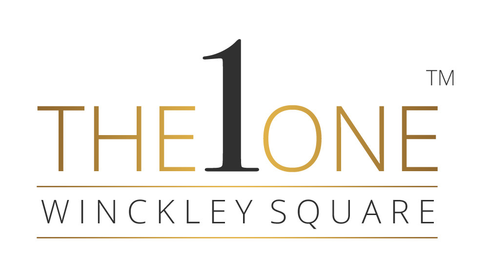 branding for The One Winckley Square