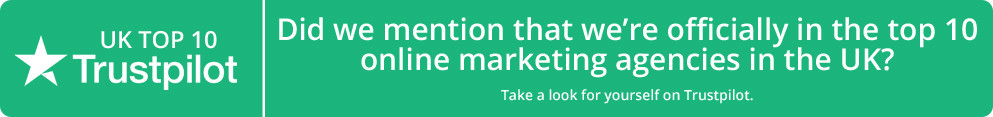 ONLINE MARKETING ON TRUSTPILOT